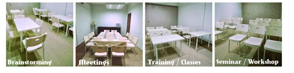RUANG K Classroom SetUp